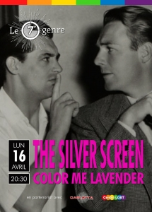 Flyer The silver screen