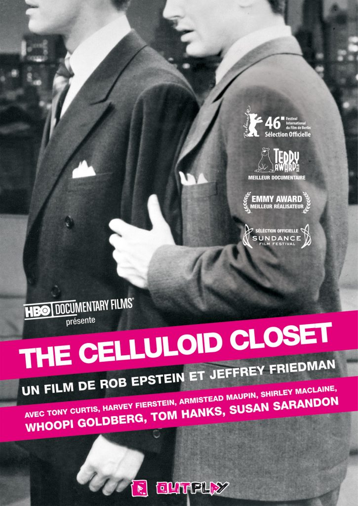 affiche-the-celluloid-closet-outplay