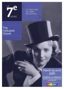 affiche-the-celluloid-closet-le7egenre